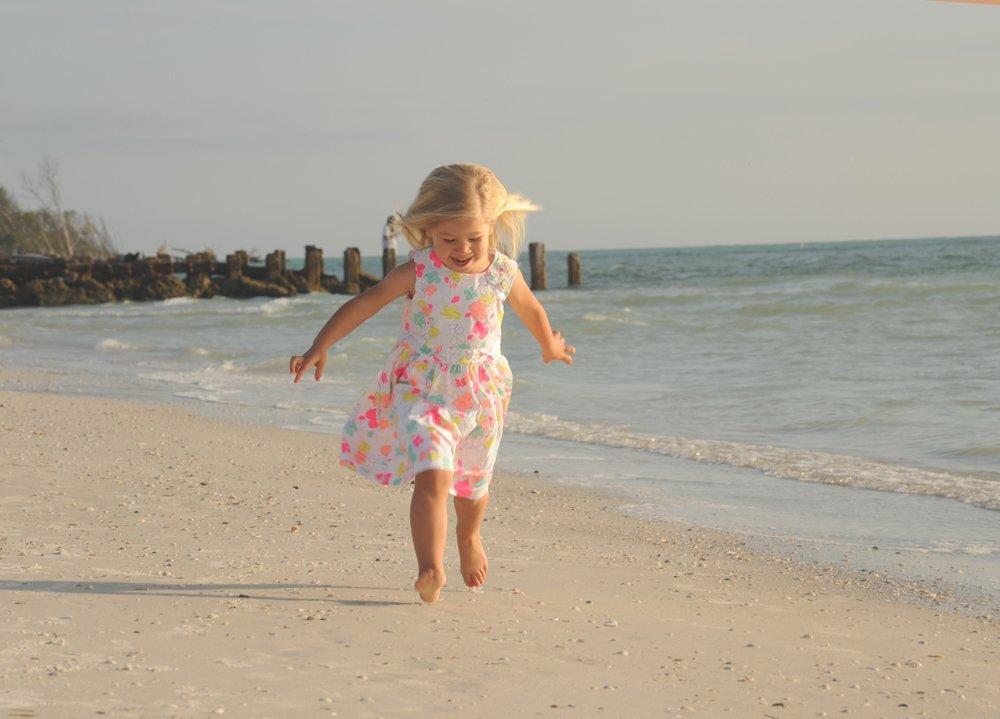 child-beach